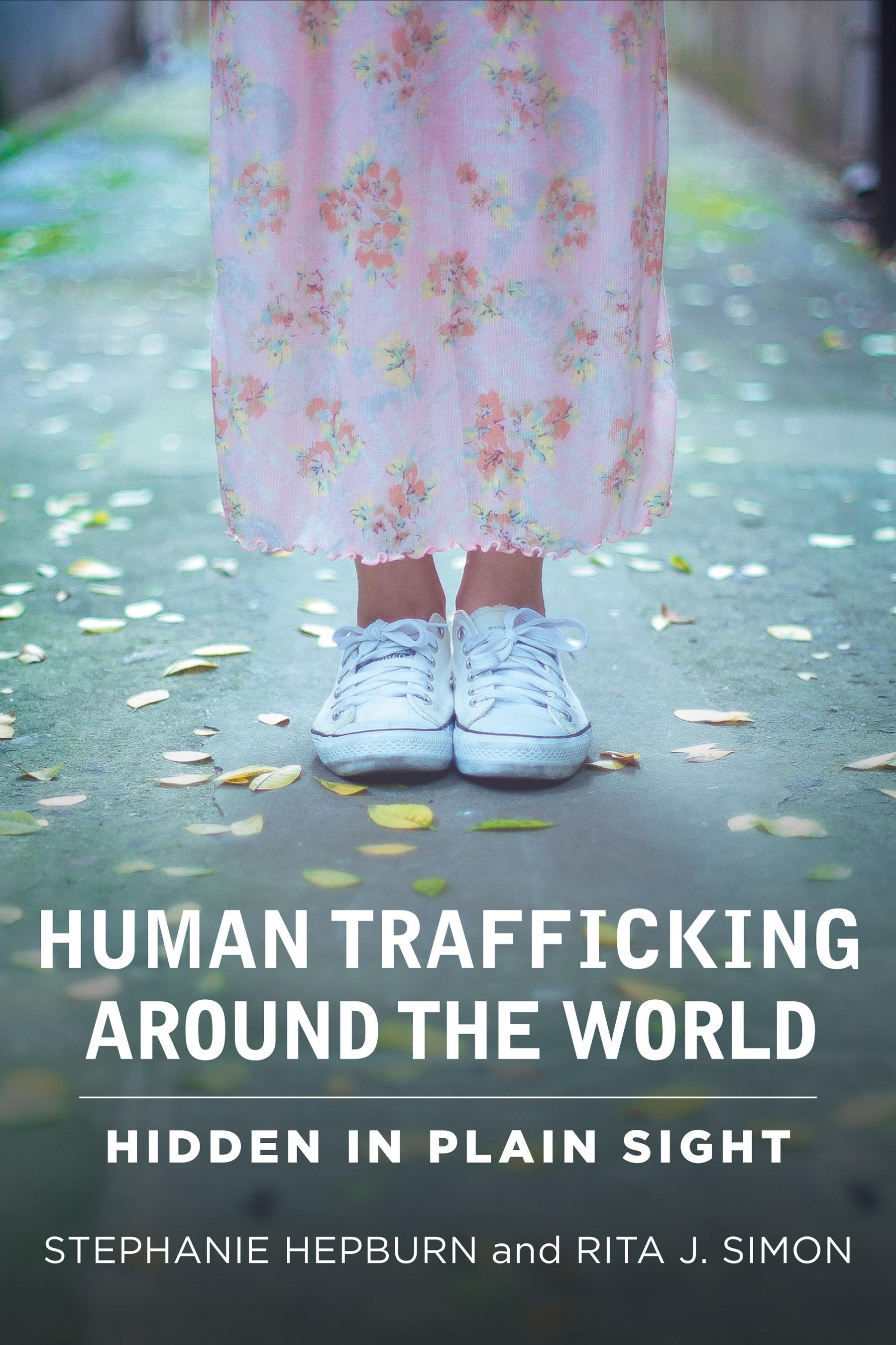 Abbildung von Hepburn / Simon   Human Trafficking Around the World   2013