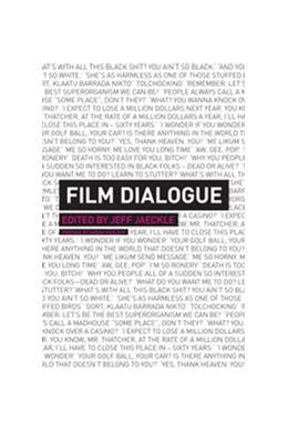 Abbildung von Jaeckle   Film Dialogue   2013