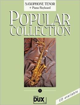Abbildung von Himmer | Popular Collection 1. Saxophone Tenor + Piano / Keyboard | | Saxophone Tenor + Piano/Keyboa...