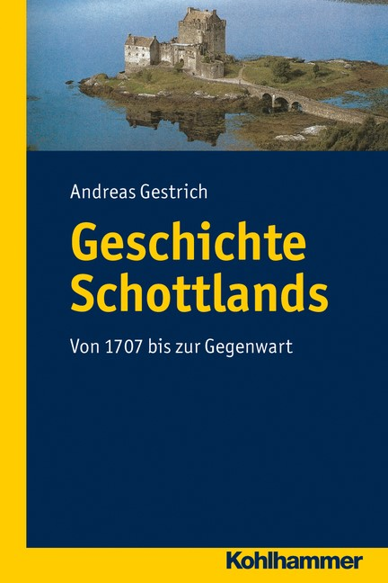 Geschichte Schottlands | Gestrich, 2030 | Buch (Cover)