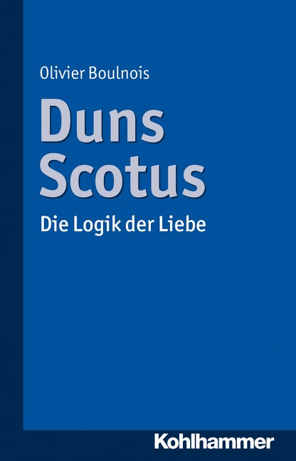 Duns Scotus | Boulnois, 2014 | Buch (Cover)