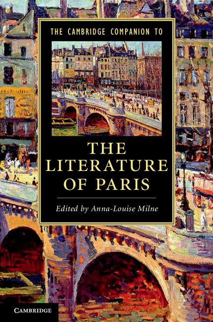 Abbildung von Milne | The Cambridge Companion to the Literature of Paris | 2013