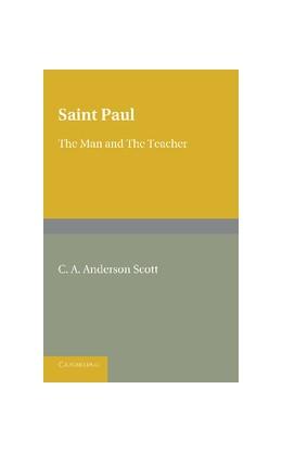 Abbildung von Anderson Scott | Saint Paul | 2013 | The Man and the Teacher