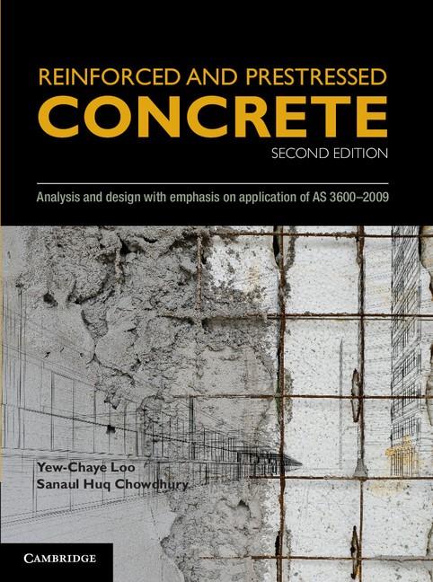 Abbildung von Loo / Chowdhury | Reinforced and Prestressed Concrete | 2013
