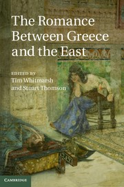 Abbildung von Whitmarsh / Thomson | The Romance between Greece and the East | 2013
