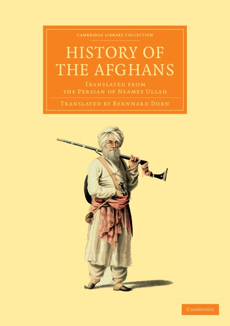 Abbildung von Nimat Allah   History of the Afghans   2013