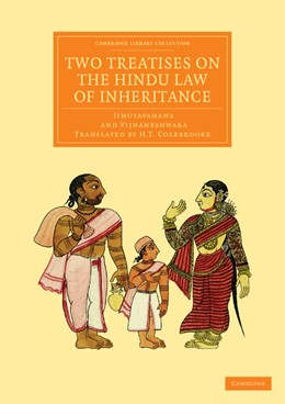 Abbildung von Jimutavahana / Vijnaneshwara | Two Treatises on the Hindu Law of Inheritance | 2013