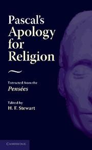 Abbildung von Pascal / Stewart   Pascal's Apology for Religion   2013