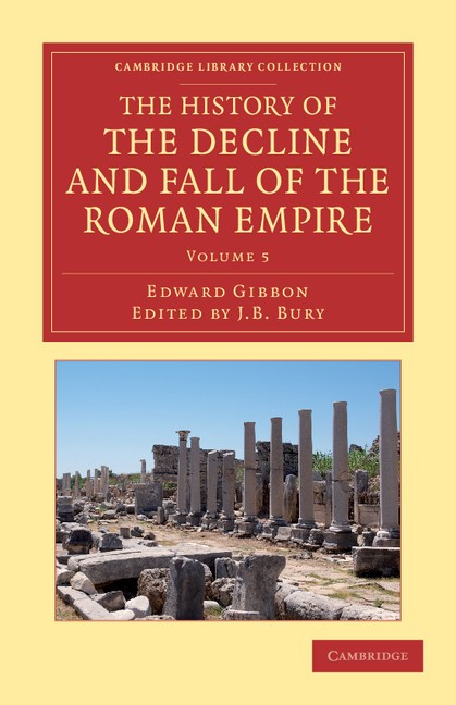 Abbildung von Gibbon / Bury | The History of the Decline and Fall of the Roman Empire | 2013