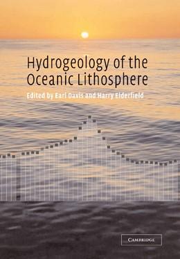 Abbildung von Davis / Elderfield | Hydrogeology of the Oceanic Lithosphere | 2013