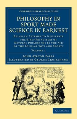 Abbildung von Paris | Philosophy in Sport Made Science in Earnest | 2013 | Being an Attempt to Illustrate...