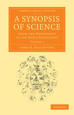 Abbildung von Ballantyne | Synopsis of Science | 2013 | From the Standpoint of the Nya...