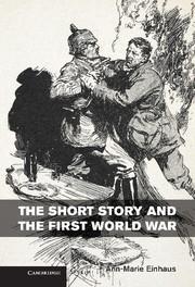 Abbildung von Einhaus | The Short Story and the First World War | 2013