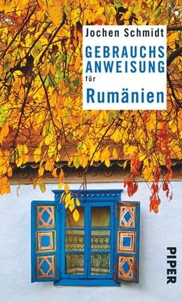Abbildung von Schmidt | Gebrauchsanweisung für Rumänien | 2013