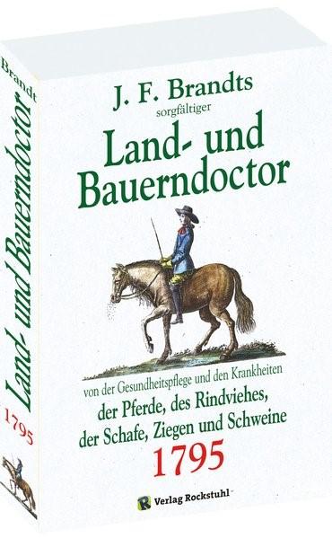 Abbildung von Brandt | Land- und Bauerndoctor 1795 | Reprint der Ausgabe von 1795 | 2002