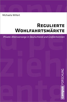 Abbildung von Willert | Regulierte Wohlfahrtsmärkte | 2013 | Private Altersvorsorge in Deut... | 962