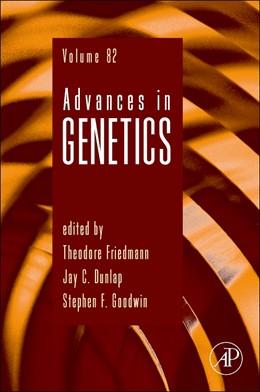 Abbildung von Advances in Genetics | 1. Auflage | 2013 | 82 | beck-shop.de
