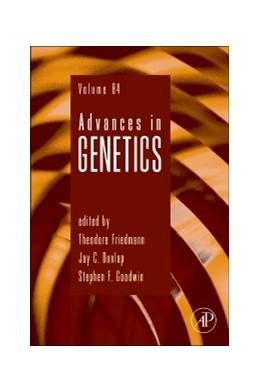 Abbildung von Advances in Genetics   2014   84