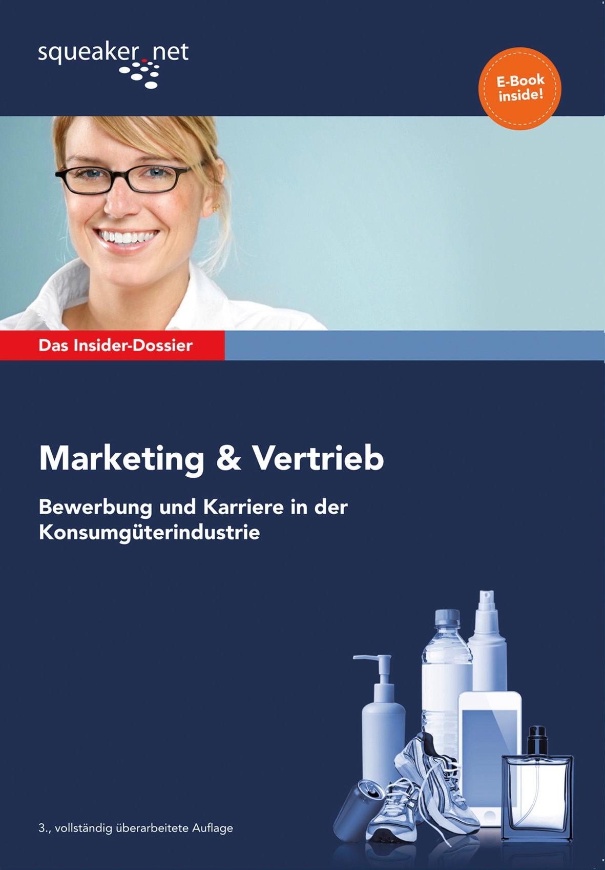 Das Insider-Dossier: Marketing & Vertrieb | Czerny / Büchler | 3. vollständig überarbeitete Auflage, 2013 | Buch (Cover)