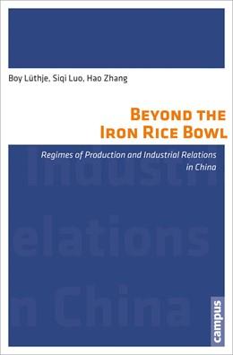 Abbildung von Lüthje / Luo | Beyond the Iron Rice Bowl | 1. Auflage | 2013 | 4 | beck-shop.de