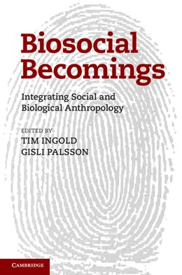 Abbildung von Ingold / Palsson | Biosocial Becomings | 2013