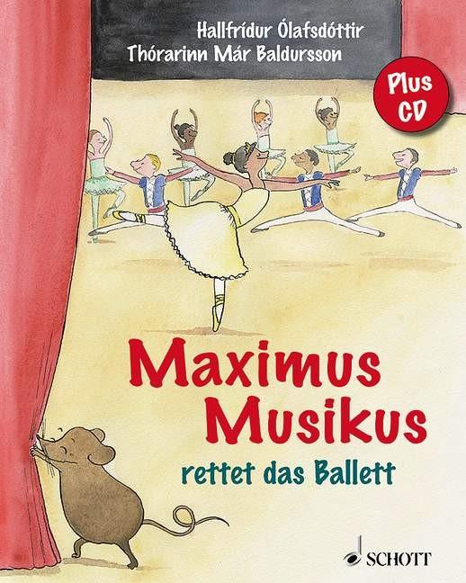 Maximus Musikus | Olafsdottir, 2012 | Buch (Cover)
