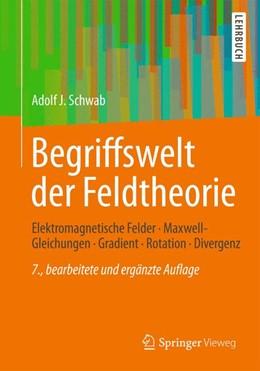 Abbildung von Schwab   Begriffswelt der Feldtheorie   2013   Elektromagnetische Felder, Max...