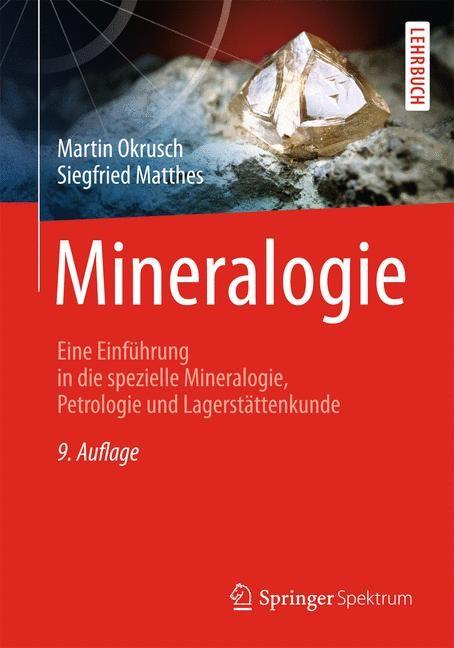 Abbildung von Okrusch / Matthes | Mineralogie | 2013