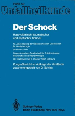 Abbildung von Schlag | Der Schock | 1. Auflage | 1983 | 156 | beck-shop.de