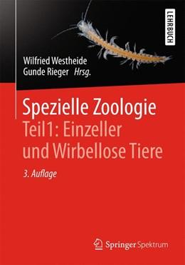 Abbildung von Westheide / Rieger | Spezielle Zoologie. Teil 1: Einzeller und Wirbellose Tiere | 3. Auflage | 2013 | beck-shop.de