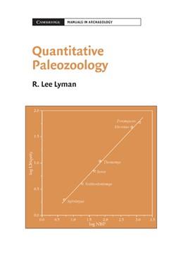 Abbildung von Lyman   Quantitative Paleozoology   2008