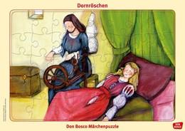 Abbildung von Dornröschen | 2013 | Don Bosco Märchenpuzzle