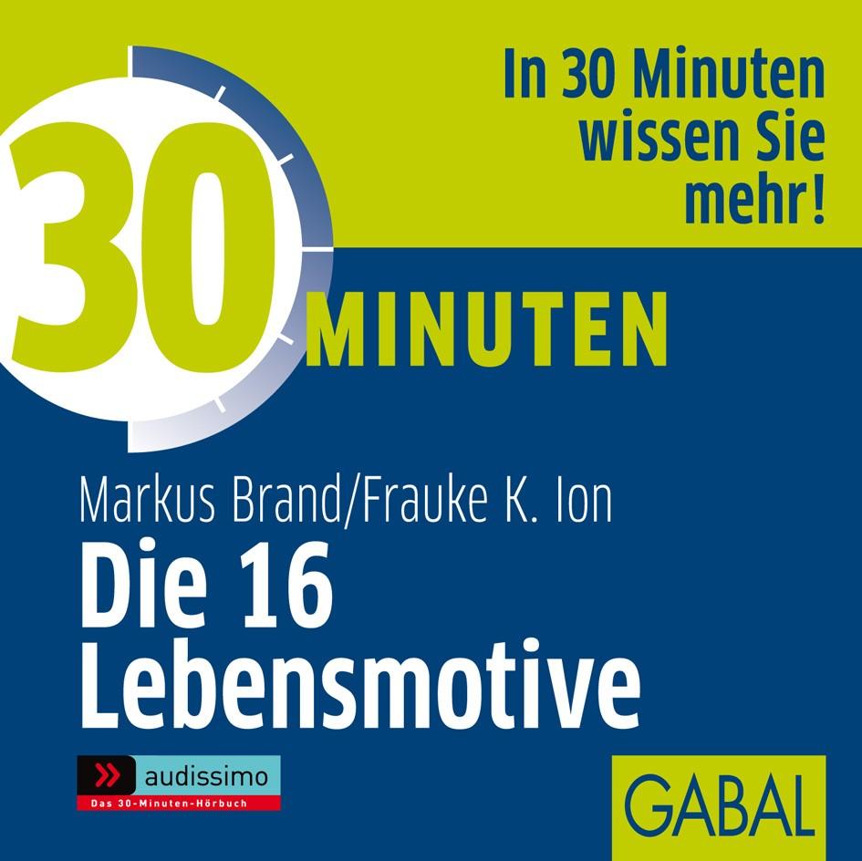 30 Minuten Die 16 Lebensmotive | Brand / Ion, 2011 (Cover)