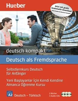 Abbildung von Luscher   deutsch kompakt Neu. Türkische Ausgabe / Paket   1. Auflage   2013   beck-shop.de