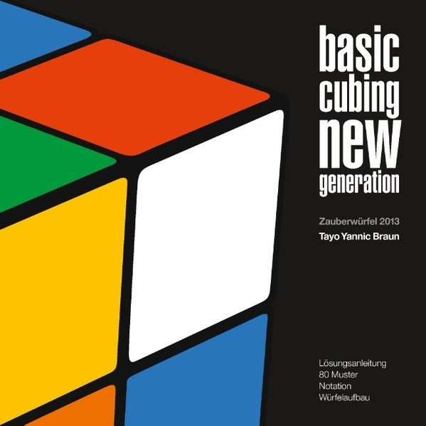 Basic Cubing New Generation | Braun, 2012 | Buch (Cover)