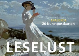 Abbildung von Postkartenbuch Leselust | 2013