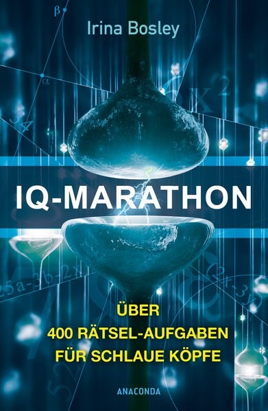 IQ-Marathon   Bosley, 2013   Buch (Cover)