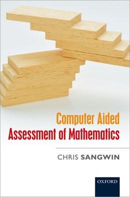 Abbildung von Sangwin   Computer Aided Assessment of Mathematics   2013
