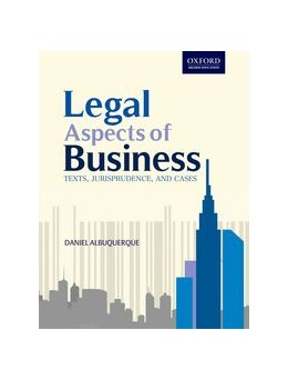 Abbildung von Albuquerque | Legal Aspects of Business | 2013