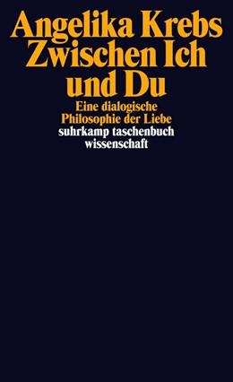 Abbildung von Krebs | Zwischen Ich und Du | 1. Auflage | 2015 | 2063 | beck-shop.de
