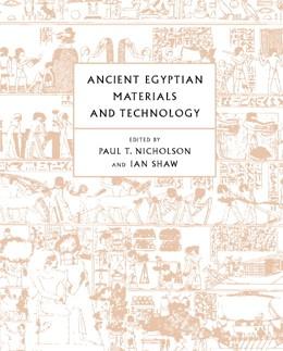 Abbildung von Nicholson / Shaw   Ancient Egyptian Materials and Technology   2000