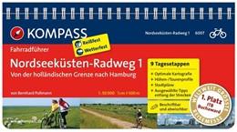 Abbildung von Pollmann | Nordseeküsten-Radweg 01 - Von der holländischen Grenze nach Hamburg | 1. Auflage | 2013 | Fahrradführer mit Routenkarten...