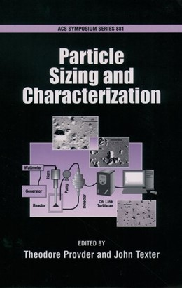 Abbildung von Provder / Texter | Particle Sizing and Characterization | 2004