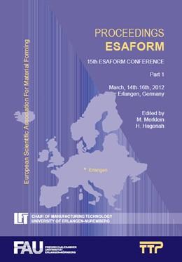 Abbildung von Merklein / Hagenah | Material Forming ESAFORM 2012 | 2012 | Volumes 504-506