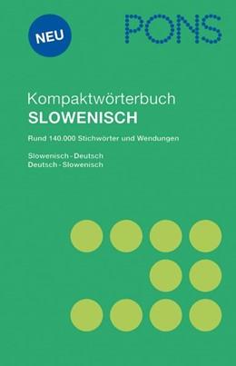 Abbildung von PONS Kompaktwörterbuch Slowenisch | 2009