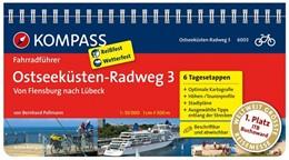 Abbildung von Pollmann | Ostseeküsten-Radweg 3, Von Flensburg nach Lübeck | 1. Auflage | 2013 | Fahrradführer mit Routenkarten...