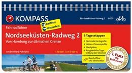 Abbildung von Pollmann   Nordseeküsten-Radweg 02 - Von Hamburg zur dänischen Grenze   1. Auflage   2013   Fahrradführer mit Routenkarten...