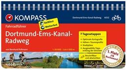 Abbildung von Pollmann | Dortmund-Ems-Kanal-Radweg | 1. Auflage | 2013 | Fahrradführer mit Routenkarten...