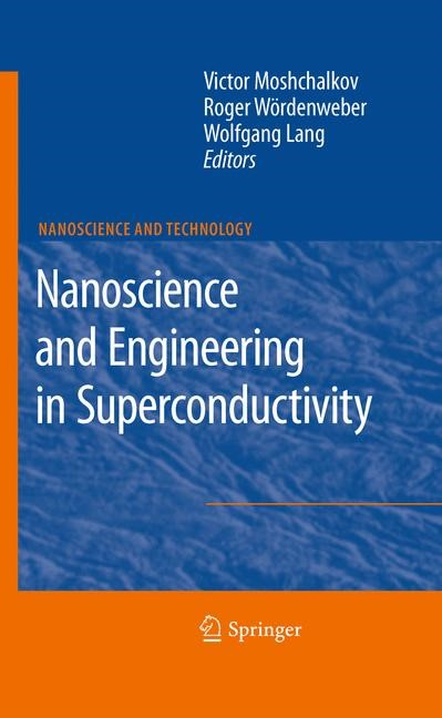 Nanoscience and Engineering in Superconductivity | Moshchalkov / Woerdenweber / Lang, 2013 | Buch (Cover)
