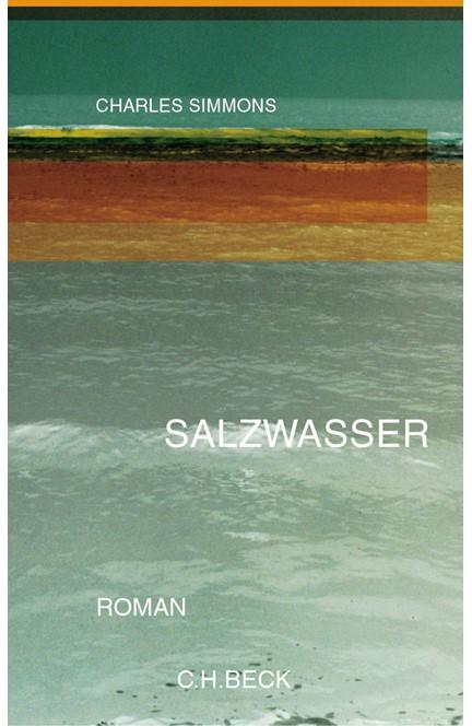 Cover: Charles Simmons, Salzwasser